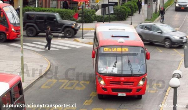 Accesibilidad Transantiago: 25% de recorridos locales no tiene piso bajo