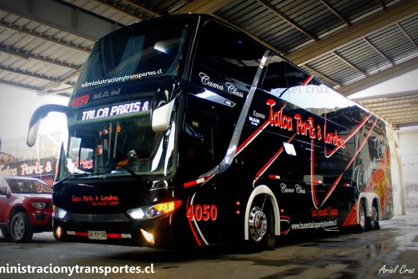 Modasa Zeus 3 / MAN 26.480 CO / Talca París & Londres – 4050 (FOTOS)