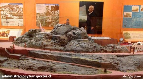 AV Santiago de Chile #4: Visita al Museo Benjamín Vicuña Mackenna