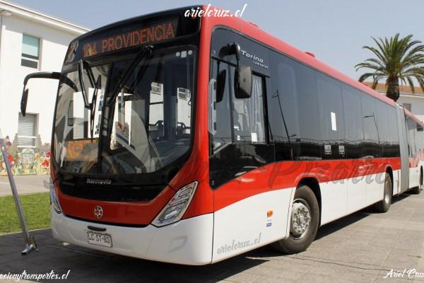 Índice de Modelos de Buses de Red Santiago y más