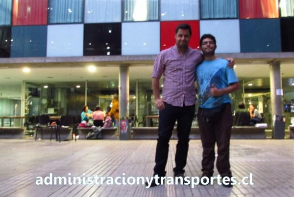 Roberto Vackflores: «Del sistema de Madrid tenemos mucho que aprender»