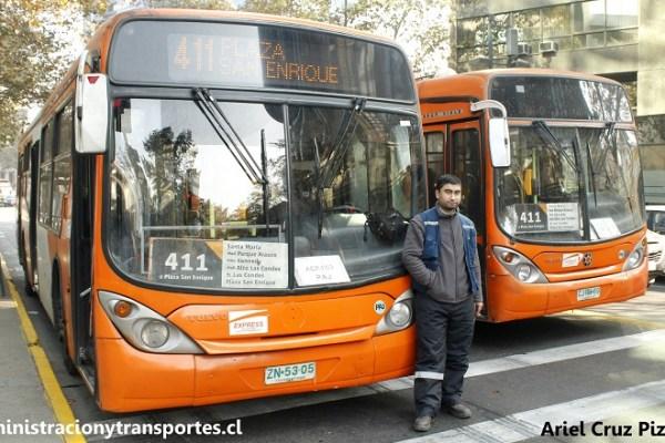 Entrevista a Coordinador de Ruta Express – Ronald Hernández