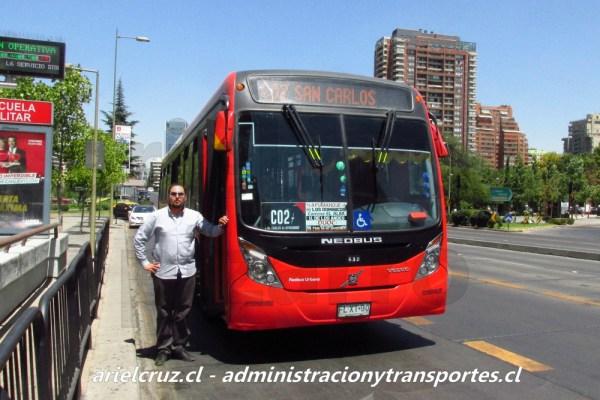 Entrevista Sebastián Astete – Conductor de Redbus