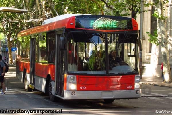 Cómo es andar en el Transporte público de Mendoza (Argentina)