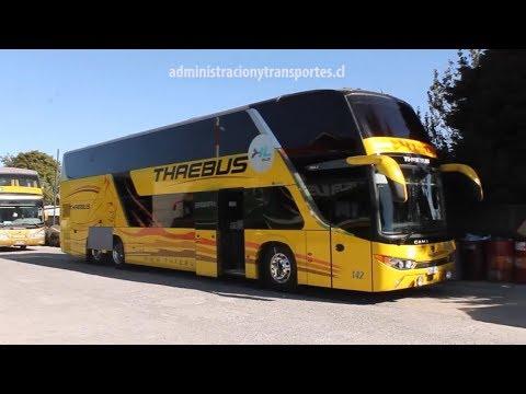 Exterior & Interior del bus Thaebus 142