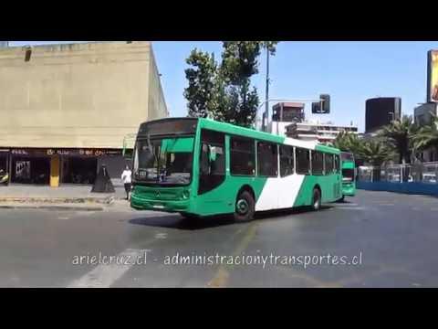 Recorrido 303 Santiago