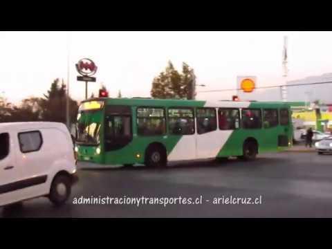 Recorrido E02 Santiago