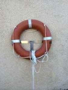 Flotador socorrista