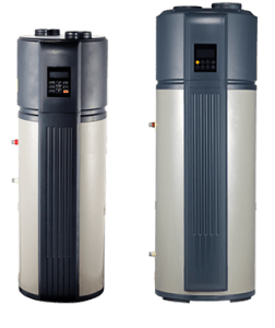 warmtepompboiler - admiraal luchtverwarming
