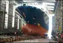 Big Ship Launches