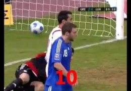 Top 10 Own Goals HD