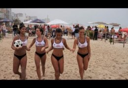Brazilian beach competition