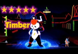 Just Dance 2014 – Timber – 5* Stars (DLC)