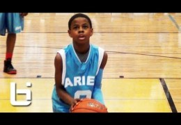 4'11 Chase Adams has Better Handles Than You! Top Chicago 7th Grader Official Ballislife Mixtape.