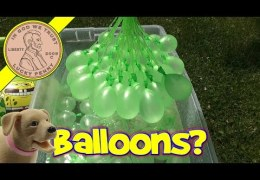 Make 100 Water Balloons In Less Than A Minute!