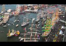 Port of Amsterdam – SAIL 2015