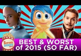 Best & Worst Movies of 2015 (So Far)