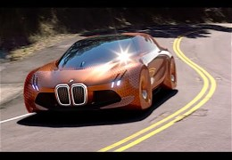 BMW Vision Self Driving Car World Premiere 2016 New BMW Vision Concept Commercial BMW Vision CARJAM