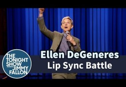 Lip Sync Battle with Ellen DeGeneres