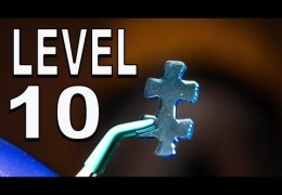Solving The HARDEST JIGSAW PUZZLE!! – LEVEL 10!