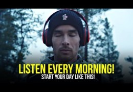 MORNING MOTIVATION – Start Your Day Positively! (2018 motivational video)