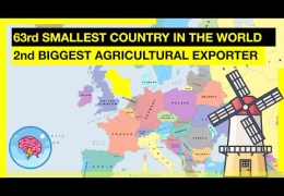 How The Netherlands Became The World's Second Largest Agricultural Exporter