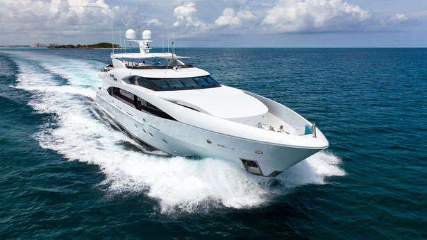Finish Line Winner At World Superyacht Awards Admiral