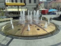 Admiral Musical Animated Fountain Bitola