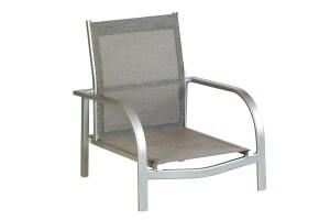 Curv 71301SL Sling Stacking High Back Beach Chair