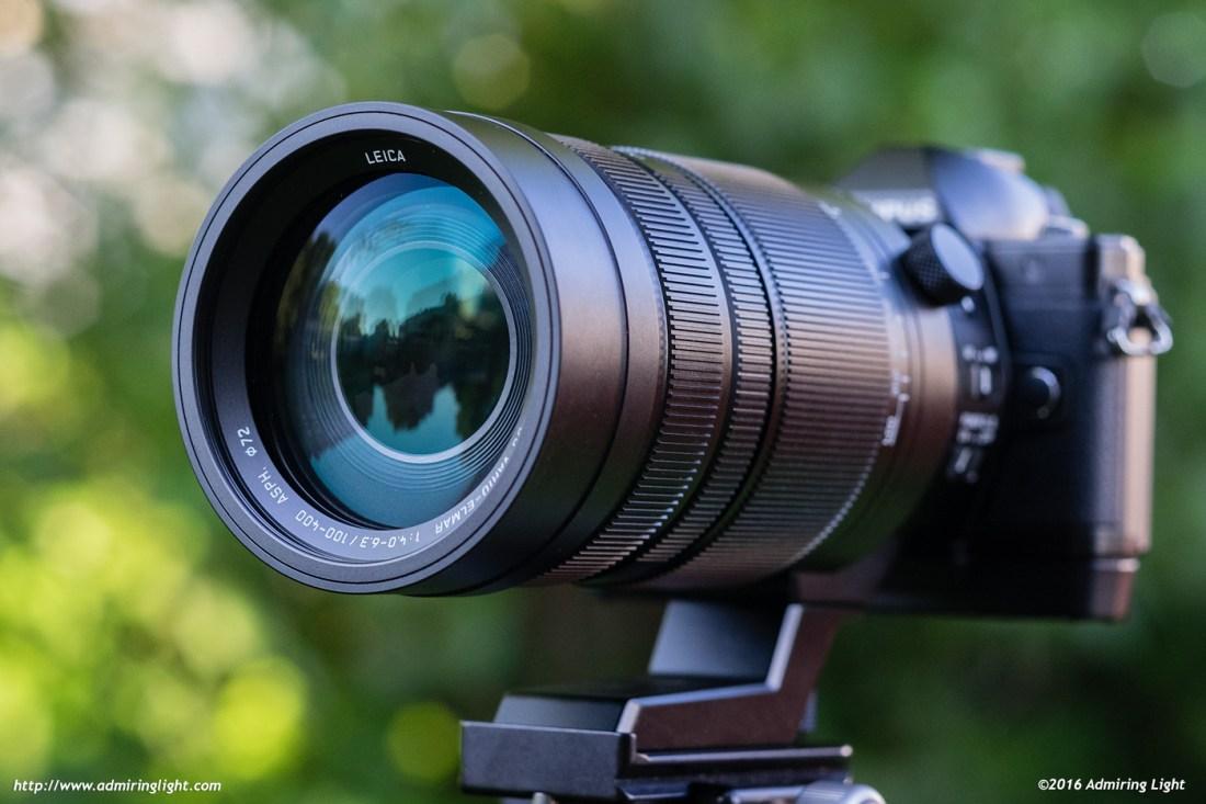 Panasonic Leica DG 100-400mm f / 4-6.3 ASPH Power OIS