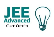 JEE Advanced Cut Offs