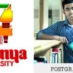 Karunya University PG Admission