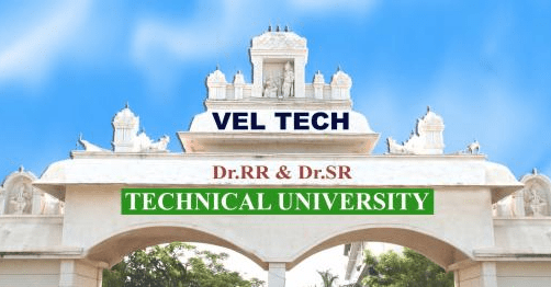 Vel Tech Admission
