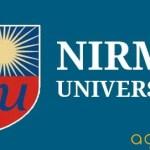 Nirma University B.Tech Admission 2014