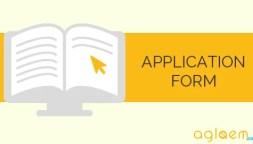 IB Assistant Application Form