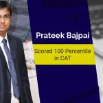 Prateek Bajpai CAT Topper Interview Aglasem