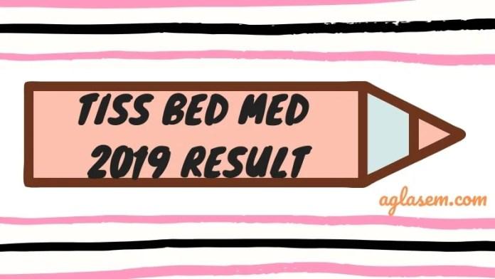 TISS BEd MEd 2019 Result