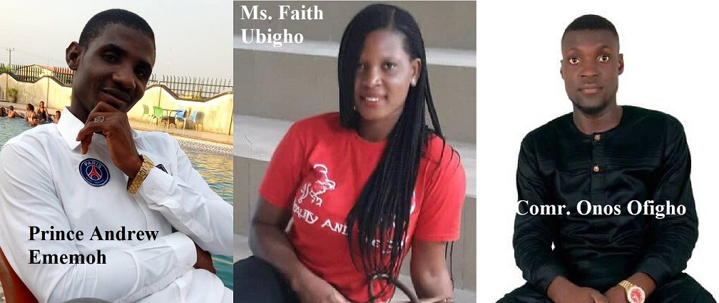 Ememoh, Ubigho and Ofigho to Handle the Affairs of Urhobo Students in NDU