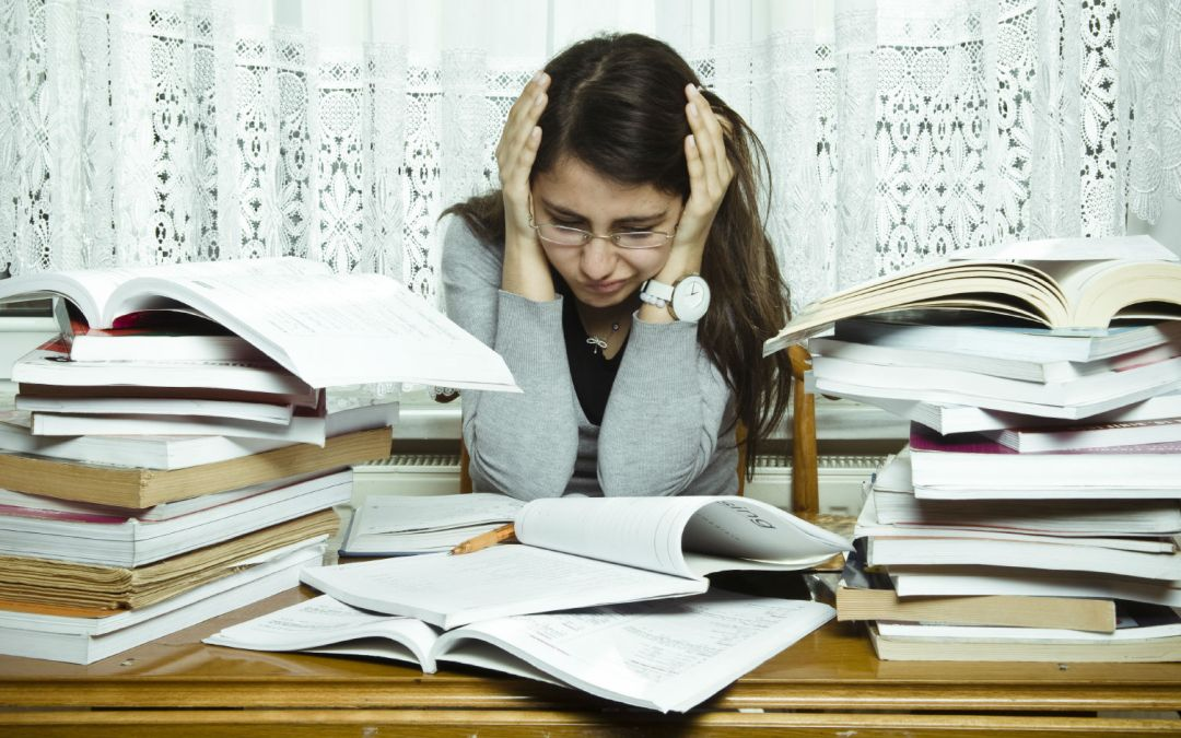 Stress and School: The Hidden Side of Academic Life