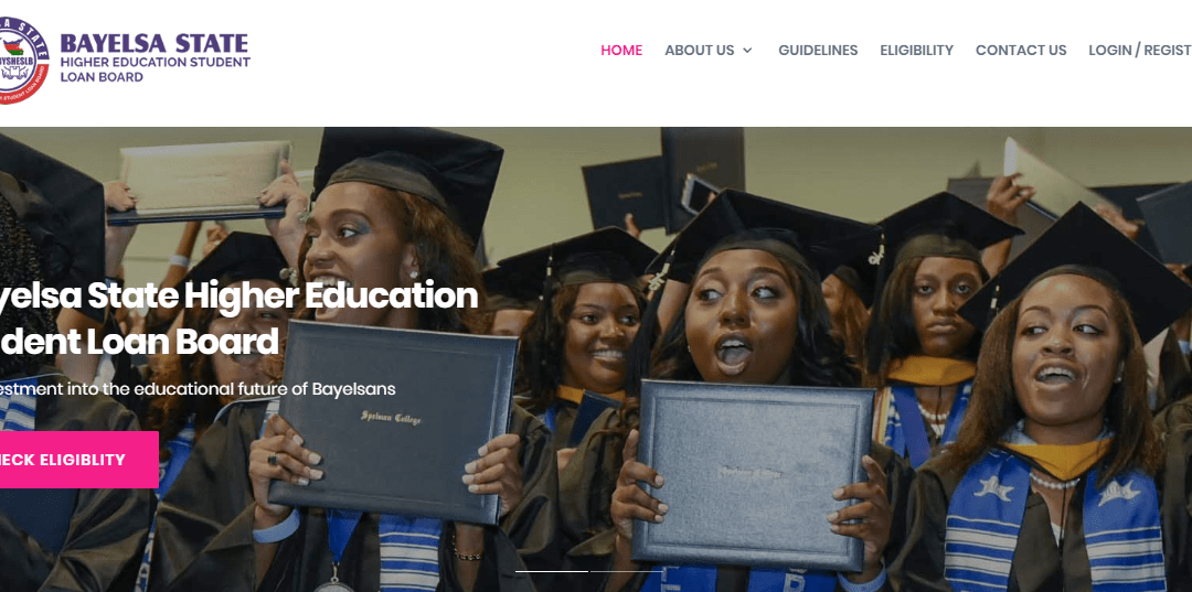 Bayelsa Students' Loan: How to Apply