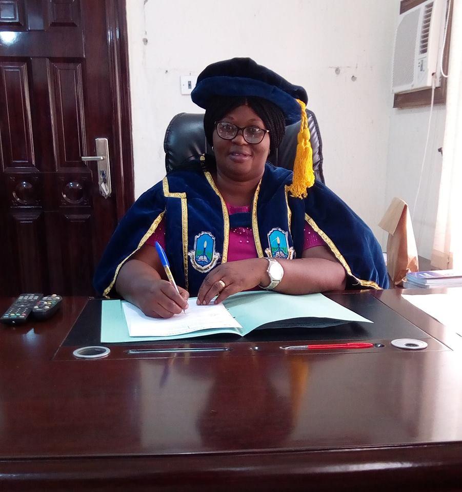 Prof. Agnes E. Maliki