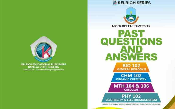 2nd Semester Year One Past Questions Available