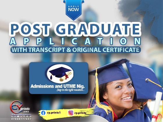 How to apply for NDU Post-Graduate