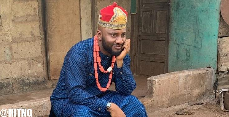 Na for film I dey do money ritual: It is not real: Yul Edochie cries out as folks keep sending him account details