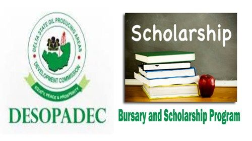 Document Upload Required for DESOPADEC Bursary 2020/2021