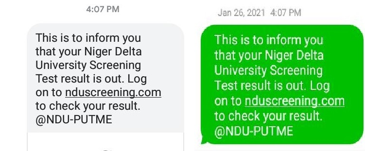 NDU Post UTME Result is Out! See How to Check