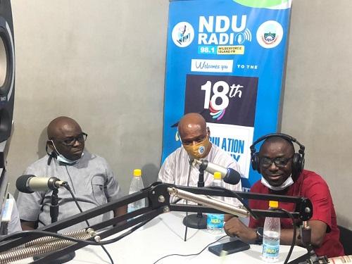 Having NDU Certificate… a Passport to Heaven – VC: Third Radio Talkshow