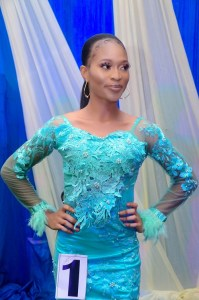 Miss Fabulous Contestant for A & U Ng