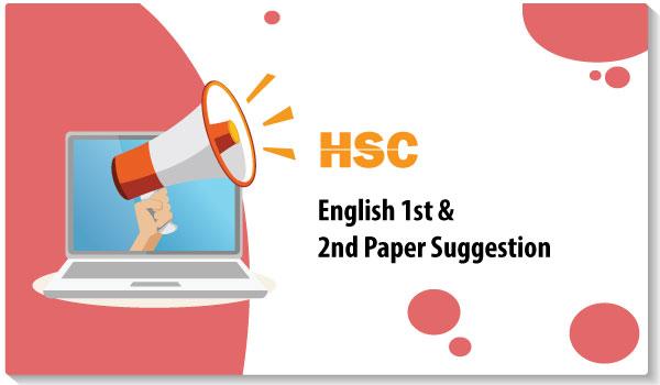 hsc English suggestion 2019