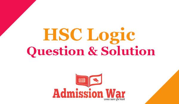 hsc-logic-question-solution